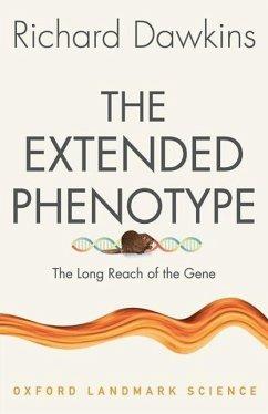 The Extended Phenotype - Dawkins, Richard
