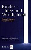 Kirche - Idee und Wirklichkeit (eBook, PDF)