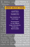 Gottes Name(n) (eBook, PDF)