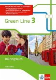 Green Line 3. Trainingsbuch mit Audio-CD