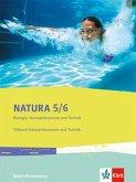Natura Biologie, Naturphänomene und Technik. Schülerbuch 5./6. Schuljahr. Teilband Naturphänomene und Technik. Ausgabe für Baden-Württemberg