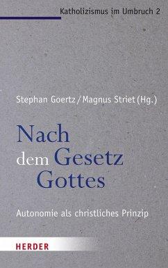 Nach dem Gesetz Gottes (eBook, PDF)