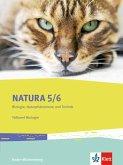 Natura Biologie, Naturphänomene und Technik. Schülerbuch 5./6. Schuljahr. Teilband Biologie. Ausgabe für Baden-Württemberg