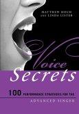 Voice Secrets (eBook, ePUB)