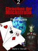 Chroniken der Milchstraße - USN-Space Rangers (eBook, ePUB)