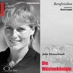 Die Wüstenkönigin - Jutta Kleinschmidt (MP3-Download)