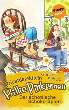 Der schottische Schoko-Spion / Privatdetektivin Billie Pinkernell Bd.6 (eBook, ePUB) - Schulz, Gesine