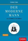 Der moderne Mann (eBook, ePUB)