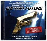 Captain Future: Erde in Gefahr - Die Straße der Jäger, 1 Audio-CD