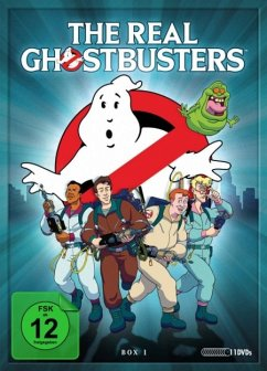 The Real Ghostbusters - Box 1 (11 Discs) - Real Ghostbusters,The