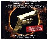 Captain Future: Erde in Gefahr - Welt der Illusionen, 1 Audio-CD