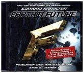 Captain Future: Erde in Gefahr - Friedhof der Raumschiffe, 1 Audio-CD