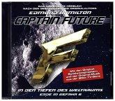 Captain Future: Erde in Gefahr - In den tiefen des Weltraums, 1 Audio-CD