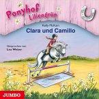 Clara und Camillo / Ponyhof Liliengrün Bd.3 (MP3-Download)