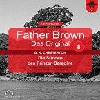 Die Sünden des Prinzen Saradine (MP3-Download)