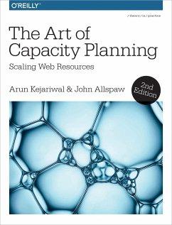 The Art of Capacity Planning - Kejariwal, Arun; Allspaw, John