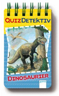 QuizDetektiv. Dinosaurier