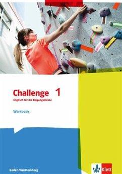 Challenge. Workbook. Ausgabe für Baden-Württemberg
