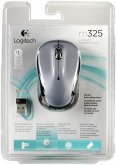 Logitech M325 Cordless Mouse light silver