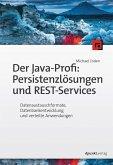 Der Java-Profi: Persistenzlösungen und REST-Services (eBook, PDF)