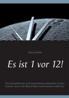 Es ist 1 vor 12! (eBook, ePUB)