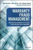 Warranty Fraud Management (eBook, PDF)