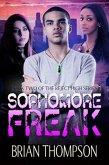 Sophomore Freak (Reject High, #2) (eBook, ePUB)