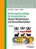 Dosierungsvorschläge für Arzneimittel bei kleinen Wiederkäuern und Neuweltkameliden (eBook, PDF)