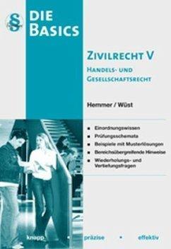 Basics Zivilrecht V. Handels- und Gesellschafts...