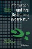 Information und ihre Bedeutung in der Natur