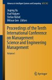 Proceedings of the Tenth International Conference on Management Science and Engineering Management