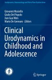 Clinical Urodynamics in Childhood and Adolescence