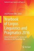 Yearbook of Corpus Linguistics and Pragmatics 2016