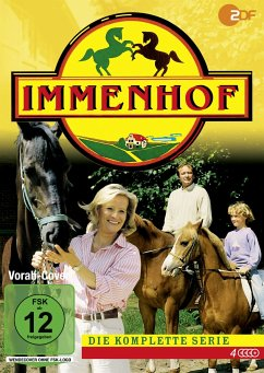 Immenhof - Die komplette Serie (4 Discs)
