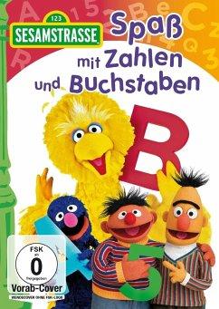 Sesamstraße - Spaß mit Zahlen und Buchstaben