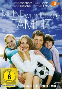 Meine wunderbare Familie - die komplette Serie DVD-Box