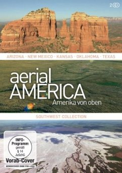 Aerial America - Amerika von Oben: Southwest Collection - 2 Disc DVD