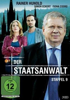 Der Staatsanwalt - Staffel 9 DVD-Box
