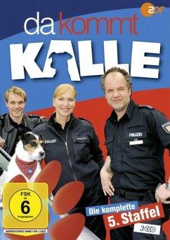 Da kommt Kalle - Die komplette 5. Staffel (3 Di...