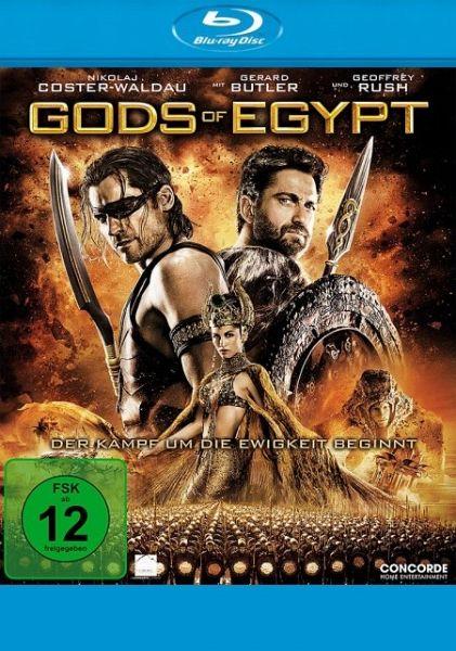 Gods of Egypt - Gerard Butler/Geoffrey Rush