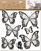 Wandsticker Butterfly 3D