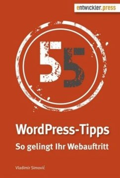 55 WordPress-Tipps - Simovic, Vladimir
