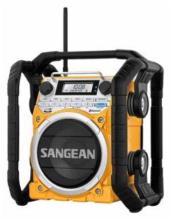 Sangean U-4 BT (Utility 40) gelb