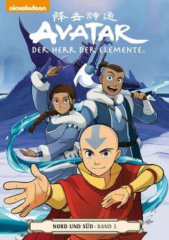 Nord und Süd 1 / Avatar - Der Herr der Elemente Bd.14 - Yang, Gene Luen