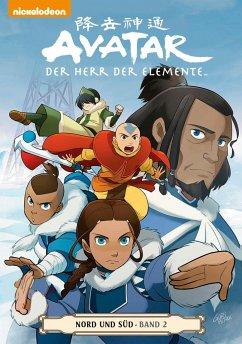Nord und Süd 2 / Avatar - Der Herr der Elemente Bd.15 - Yang, Gene Luen