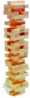 Legler 8004 - Gesellschaftsspiel, Wackelturm