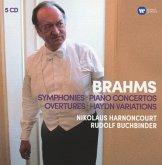 Sinfonien 1-4 (Ga)/Klavierkonzerte/Ouvertüren