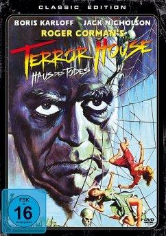 Terror House - Das Haus des Todes - Karloff/Nicholson/Knight