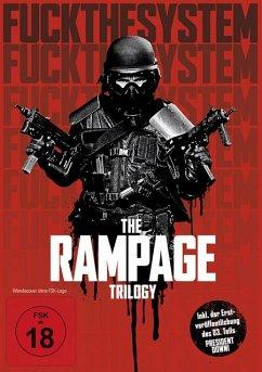 The Rampage Trilogie DVD-Box - Fletcher,Brendan/Frewer,Matt/Munro,Lochlyn/+