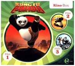 Kung Fu Panda - Kino-Box, 3 Audio-CD